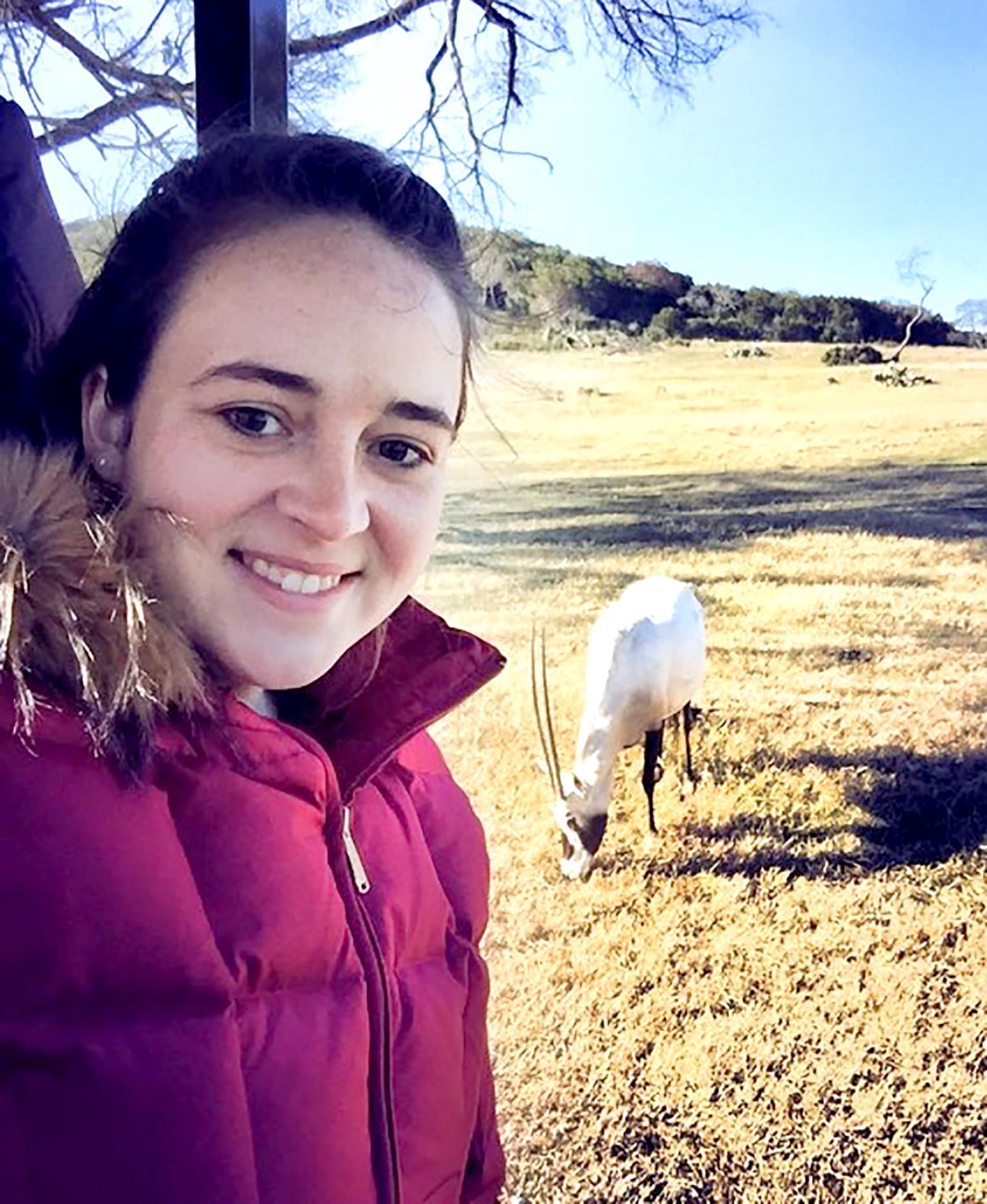 Codyrose and oryx