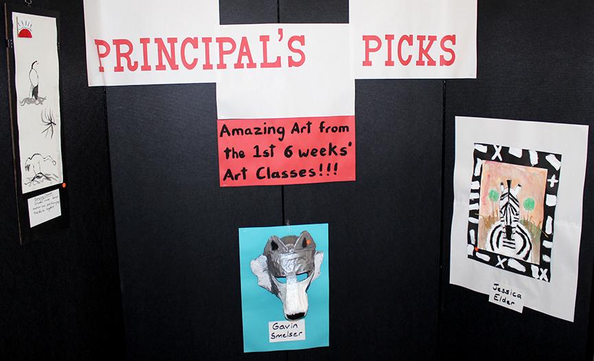 Principals picks